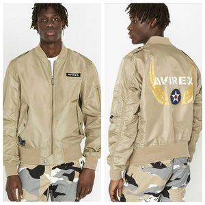 AVIREX Flight Jacket - Nylon